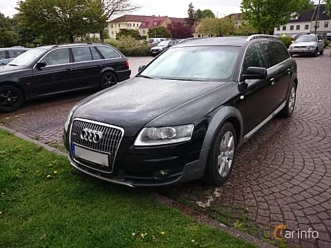 audi allroad 6 speed manual