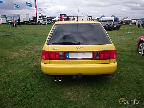 Audi S6 Avant 42 V8 Quattro 290hp 1996 By Jarbo