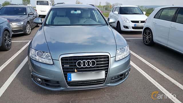 Audi A6 3 0 Tdi Quattro C6 Facelift