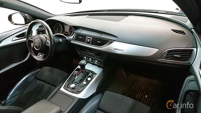 Audi A6 Sedan Generation C7 30 Tdi V6 Dpf Quattro S Tronic 7 Speed