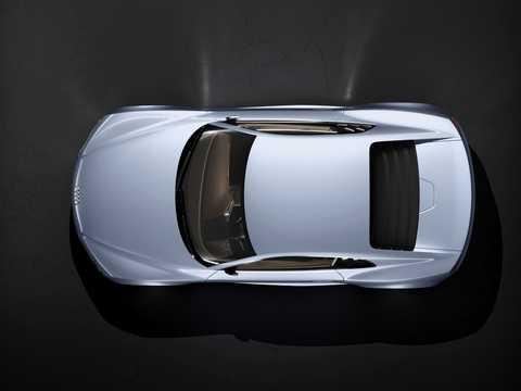 Top  of Audi e-Tron Detroit Showcar Electric Single Speed, 204hp, 2010