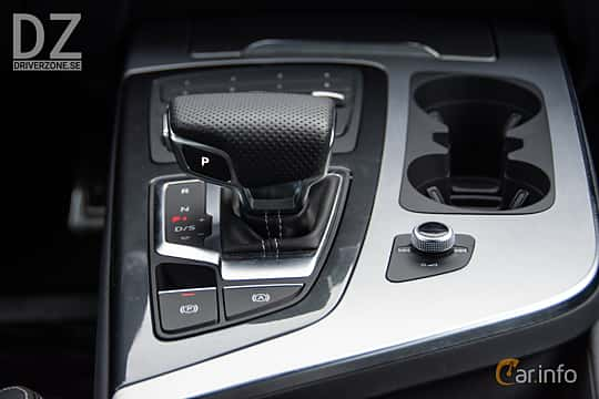 Interior of Audi Q7 3.0 TDI V6 ultra quattro TipTronic, 218ps, 2018