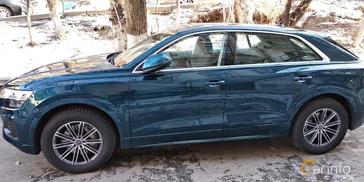 Sida av Audi Q8 2019