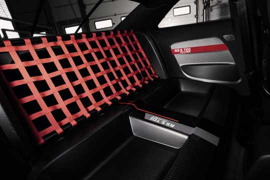 Interior of Audi RS 5 TDI Coupé 3.0 TDI quattro TipTronic, 385hp, 2014