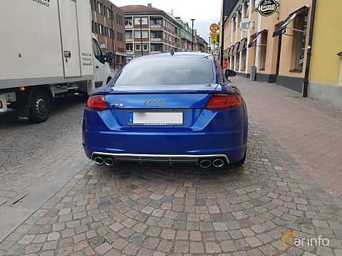 Bak av Audi TTS Coupé 2.0 TFSI quattro S Tronic, 310ps, 2015
