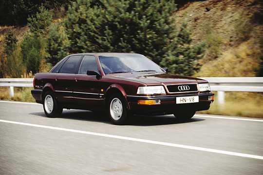 Front/Side  of Audi V8 D11