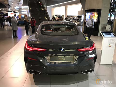 Bak av BMW 840d xDrive Steptronic, 320ps, 2019