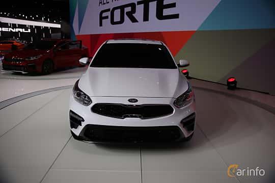 Bak av Kia Forte 2.0 i-CVT, 149ps, 2019 på North American International Auto Show 2018