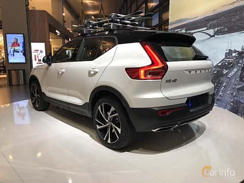 Bak/Sida av Volvo XC40 2.0 D4 AWD Geartronic, 190ps, 2018