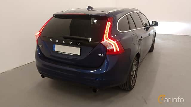 Bak/Sida av Volvo V60 2.0 T4 Manual, 190ps, 2016