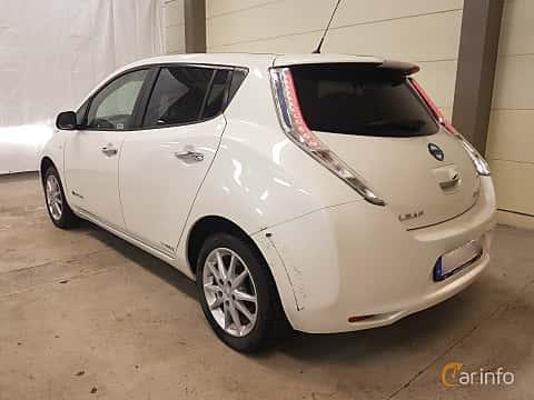 Bak/Sida av Nissan Leaf 30 kWh Single Speed, 109ps, 2017