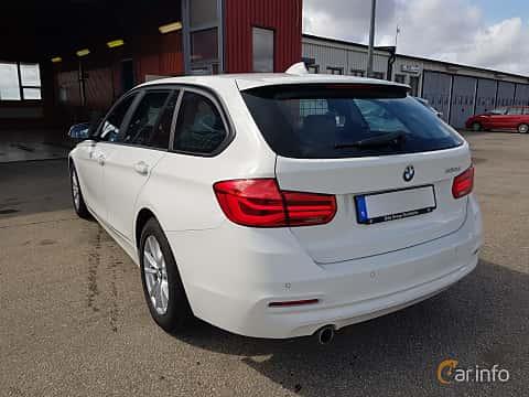 BMW 318d Touring 150hp, 2016