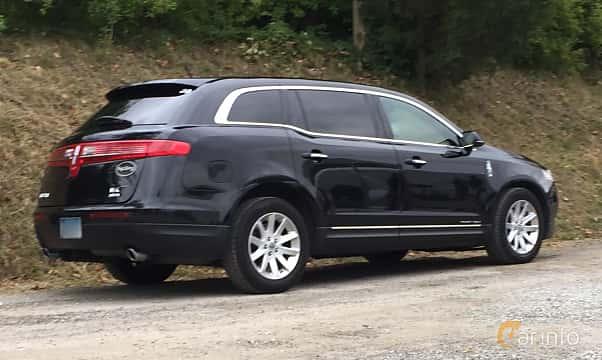 Bak/Sida av Lincoln MKT 3.5 V6 EcoBoost AWD SelectShift, 370ps, 2013