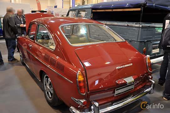 Volkswagen 1600 Fastback 1 6 54hp, 1967