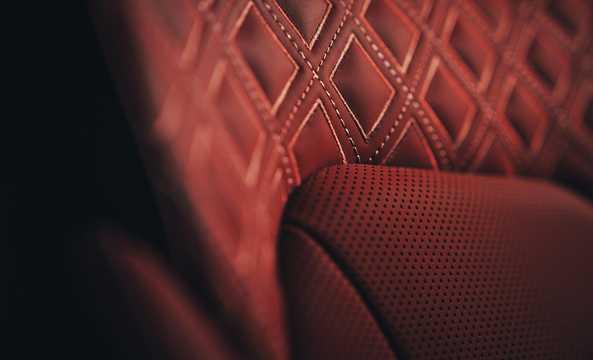 Interior of Bentley Continental GTC 6.0 W12 TSI DCT, 635hp, 2019