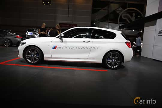 & BMW M140i xDrive 3-door 3.0 xDrive Steptronic 340hp 2017 Pezcame.Com