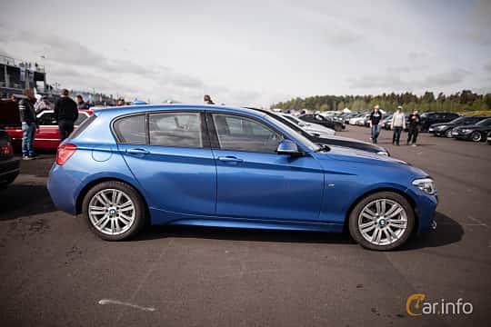 Bmw 1 series 5 door f20 lci for 1 series bmw 5 door