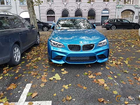 Fram av BMW M2 3.0 Manual, 370ps, 2018