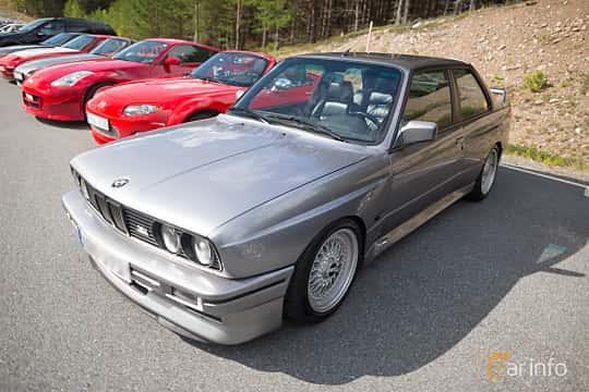 BMW M3 23 Manual 195hp 1987