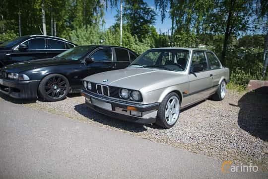 BMW I Door Sedan Hp By Jonasbonde - Bmw 320i 2 door