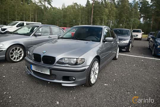 BMW Series E Facelift By Johanb - Bmw 3 series e46