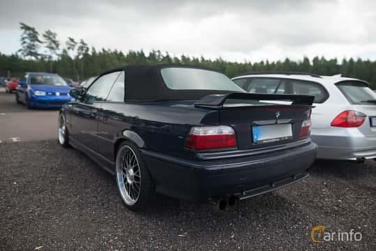 bmw 318i 1998 specs