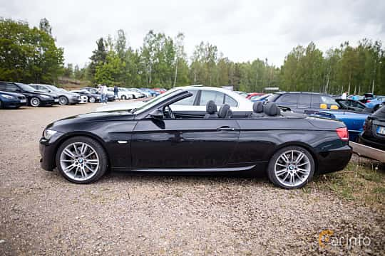 BMW 3 Series Convertible 2009