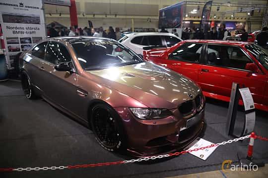 Bmw 3 Series Coupe E92 By Jonasbonde