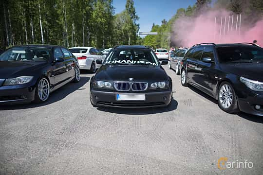 User images of BMW 3 Series Touring E46/3