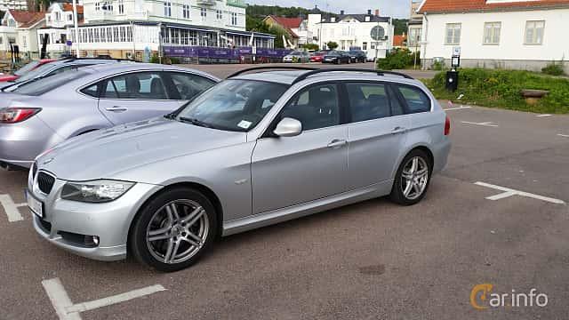 BMW 330d xDrive Touring 3.0 xDrive 245hp, 2009