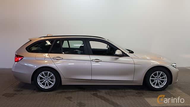 Sida av BMW 320d Touring 2.0 Manual, 163ps, 2015