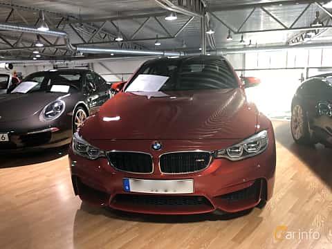 Fram av BMW M4 Coupé 3.0 DCT, 431ps, 2014