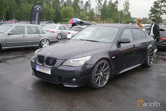 BMW I E Facelift - 2008 bmw 525i