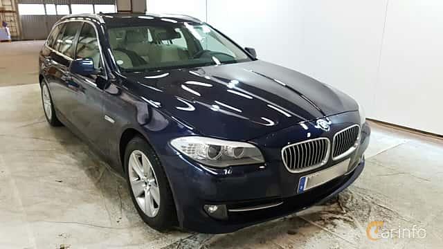 BMW D XDrive F - 2013 bmw 535d