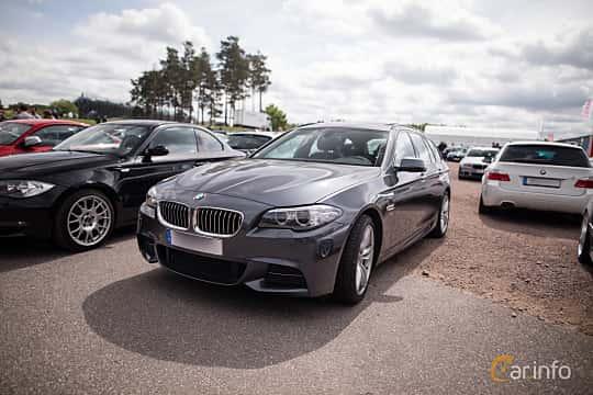 BMW 520d XDrive F10 LCI