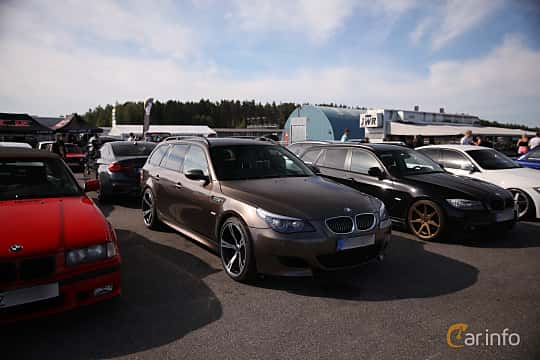 User Images Of Bmw M5 Touring Automatic 507hp 2008
