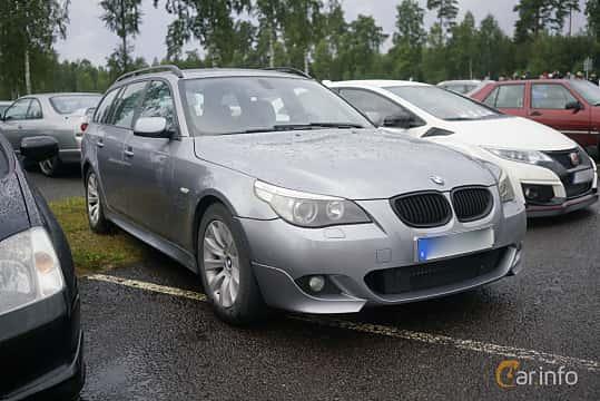 BMW 5 Series Touring E61