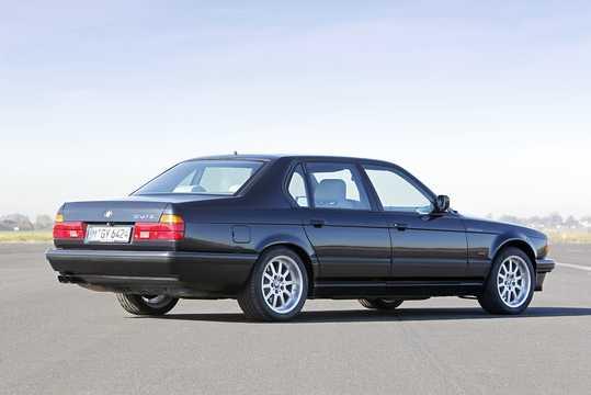 bmw 7 series e32 facelift 1992 1994 bmw 7 series e32 facelift 1992 1994