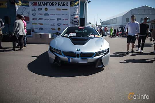 BMW I8 15 71 KWh Steptronic 362hp 2017
