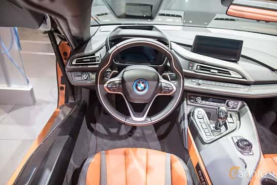 Bmw I8 Roadster 1 5 11 6 Kwh 374hp 2018 By Jonasbonde