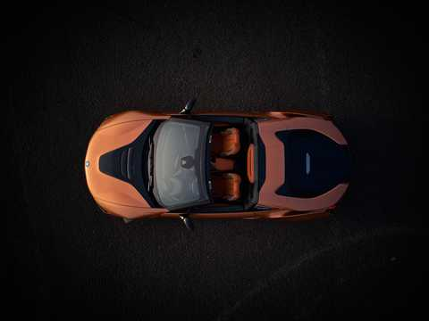 Top  of BMW i8 Roadster 1.5 + 11.6 kWh Steptronic, 374hp, 2018