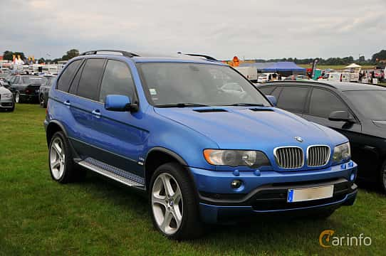 User    images of    BMW       X5    E53