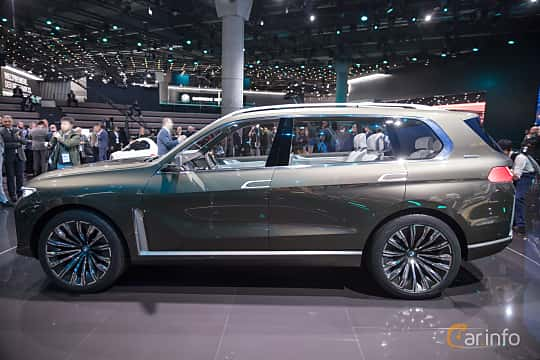 User Images Of Bmw X7 Iperformance Concept Concept 2017