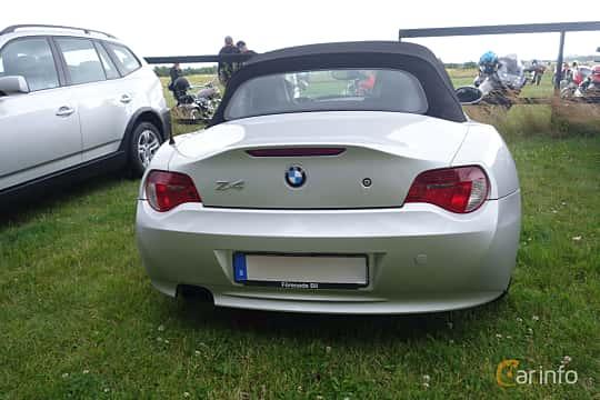 Bmw Z4 E85 Facelift