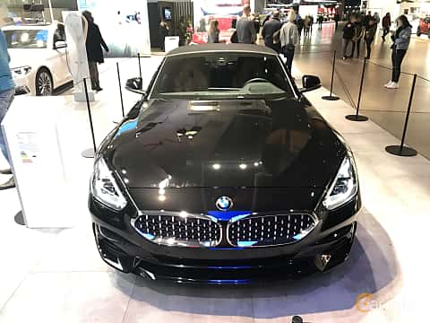 Front  of BMW Z4 sDrive20i  Steptronic, 197ps, 2019