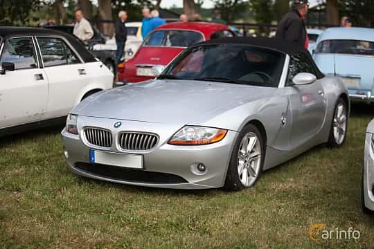 BMW Z4 Roadster E85 by Jarbo