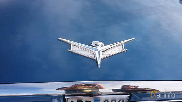 Close-up of Buick Electra 225 Convertible 6.6 V8 Automatic, 305ps, 1959 at Nostalgidagarna Härnösand 2019