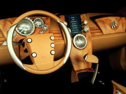 Interior of Buick Signia 3.8 V6 Hydra-Matic, 243hp, 1998