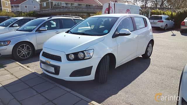 Chevrolet Aveo 13 Cdti 95hp 2014