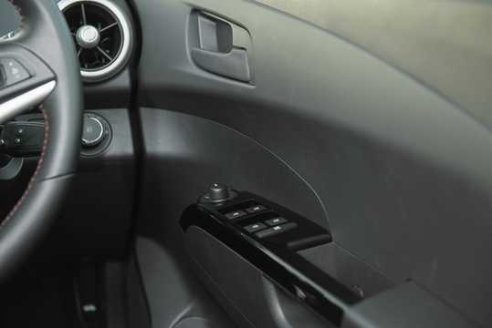 Interior of Chevrolet Aveo RS 1.4 Manual, 140hp, 2016